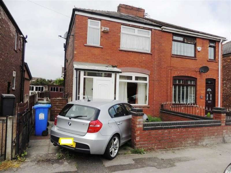 3 Bedrooms Semi Detached House for sale in Easton Road, Droylsden, Manchester