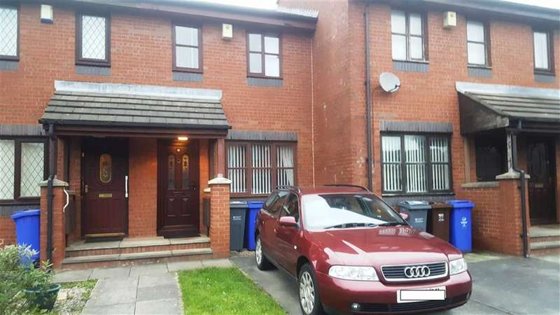 2 Bedrooms Terraced House for sale in Dob Brook Close, Newton Heath, Manchester