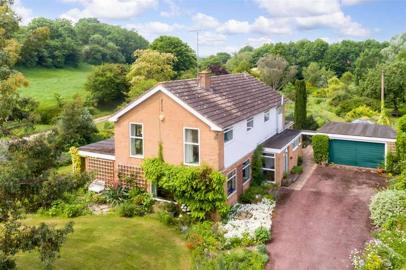 4 Bedrooms Detached House for sale in The Bank, Bidford-On-Avon, Alcester