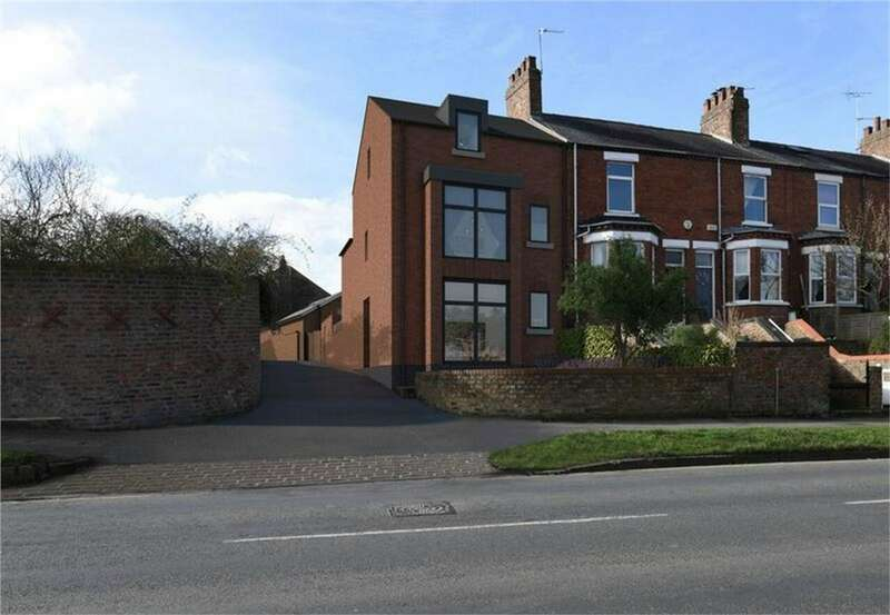 4 Bedrooms End Of Terrace House for sale in Huntington Road, Monkgate, York