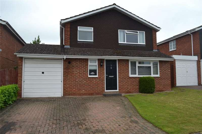 3 Bedrooms Detached House for sale in Newalls Rise, Wargrave, Berkshire, RG10