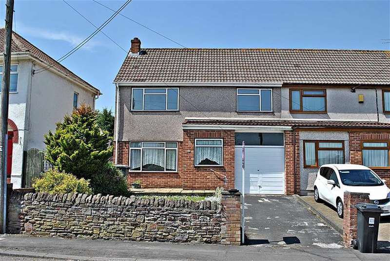 4 Bedrooms Semi Detached House for sale in Lees Hill, Kingswood, Bristol