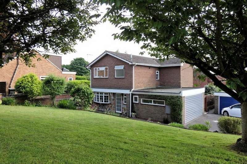4 Bedrooms Detached House for sale in Sandcroft Close, Midway