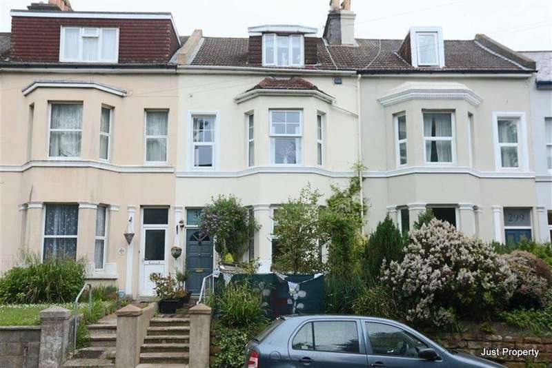 4 Bedrooms Terraced House for sale in London Road, St Leonards On Sea