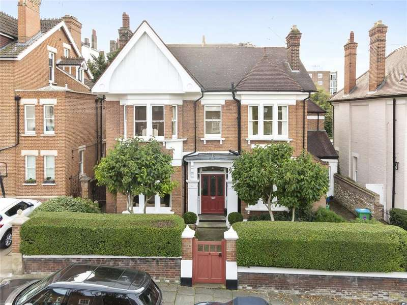 7 Bedrooms Detached House for sale in Montague Road, Richmond, Surrey, TW10