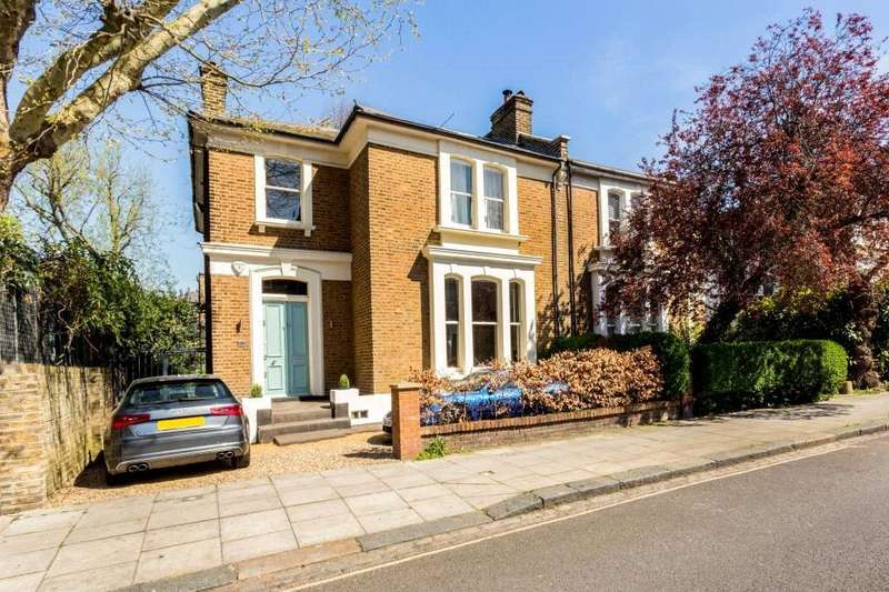 5 Bedrooms Semi Detached House for sale in Bartholomew Road, Kentish Town, London, NW5