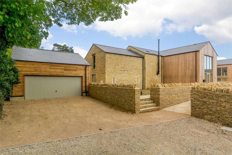 6 Bedrooms Barn Conversion Character Property for sale in Signet Hills Barns, Signet Hill, Burford, OX18