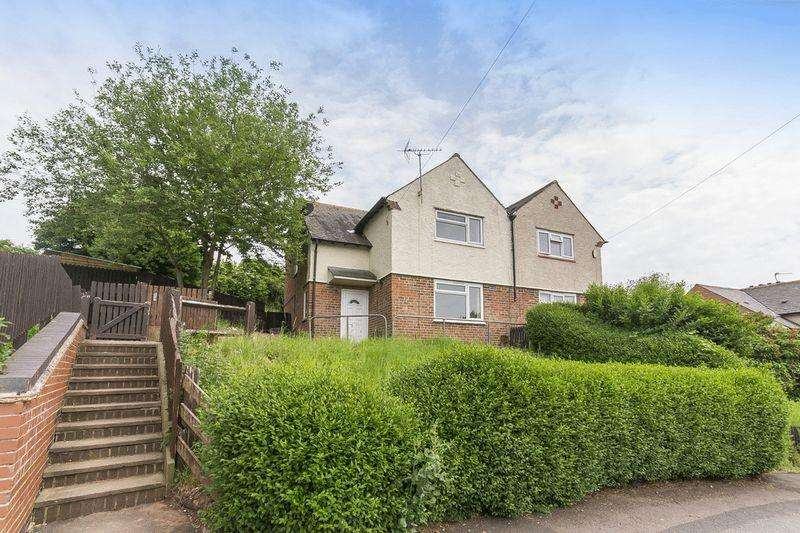 3 Bedrooms Semi Detached House for sale in COWSLEY ROAD, CHADDESDEN