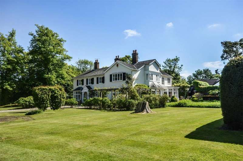 8 Bedrooms Detached House for sale in Cornells Lane, Widdington, Nr Saffron Walden