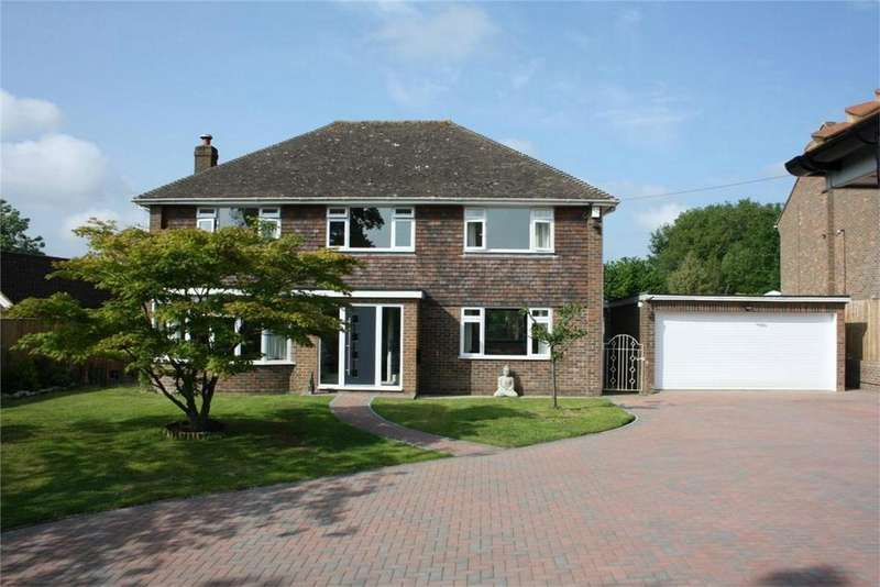 4 Bedrooms Detached House for sale in Battle Hill, BATTLE, East Sussex