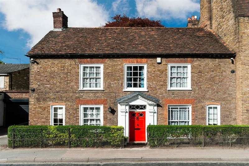 5 Bedrooms End Of Terrace House for sale in Iver, Buckinghamshire