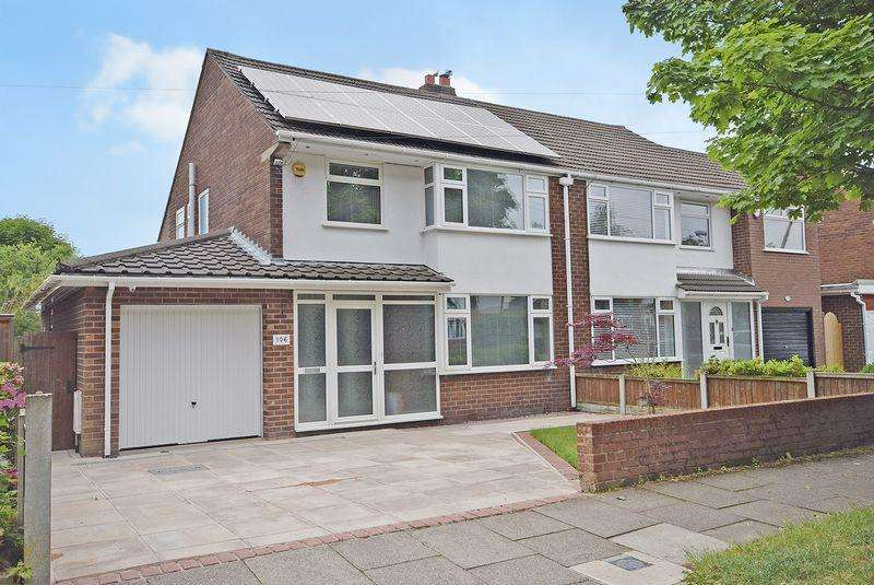 3 Bedrooms Semi Detached House for sale in Coroners Lane, Widnes