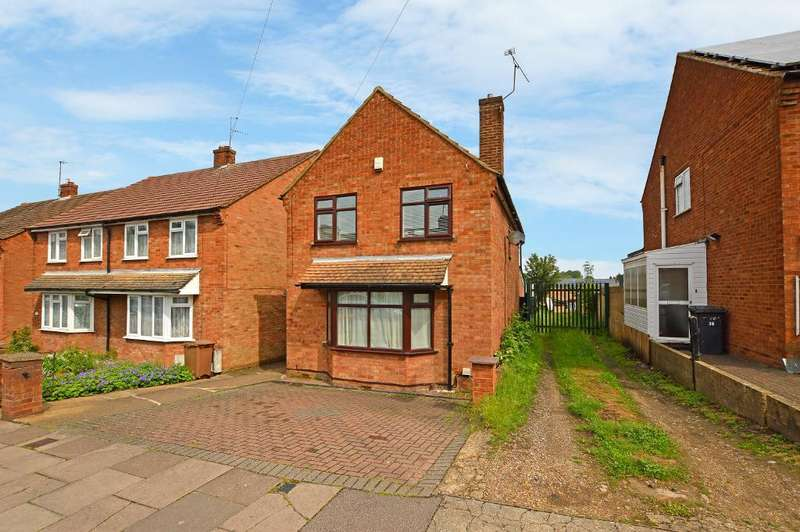 3 Bedrooms Detached House for sale in Bradley Road, Luton, Bedfordshire, LU4 8SL