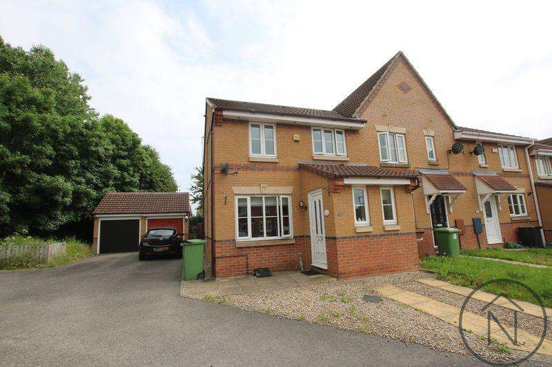 3 Bedrooms End Of Terrace House for sale in Lancelot Close, Newton Aycliffe