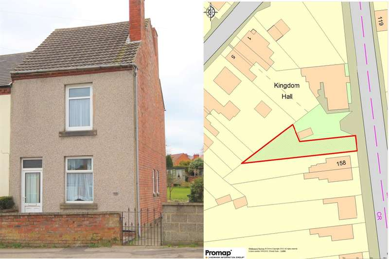 Property for sale in Derby Road, Ripley