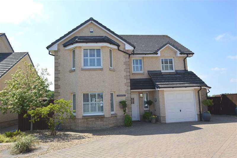 4 Bedrooms Detached House for sale in Pepper Tree, 11 Macinnes Drive, Newarthill
