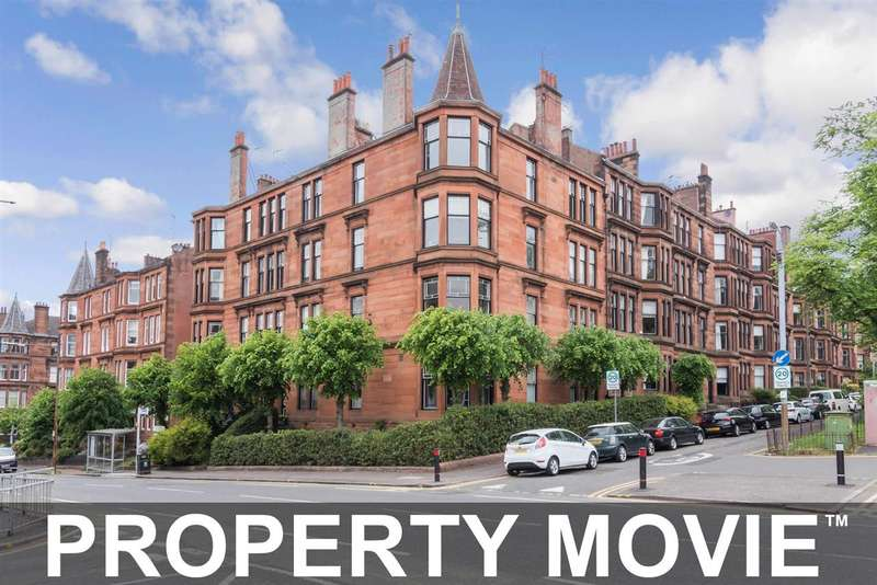 3 Bedrooms Apartment Flat for sale in 3/1, 36 Clarence Drive, Hyndland, Glasgow, G12 9TQ