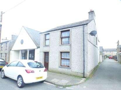 3 Bedrooms Detached House for sale in Chapel Street, Porthmadog, Gwynedd, LL49