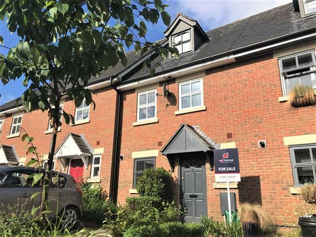 3 Bedrooms Town House for sale in The Old Saddlery, Honiton