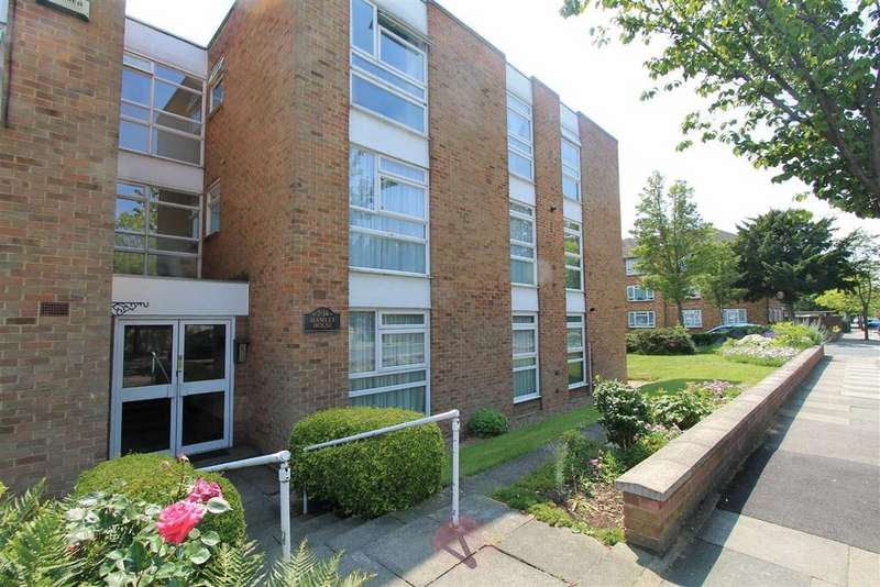 2 Bedrooms Flat for sale in Hamlet House, Eltham, London