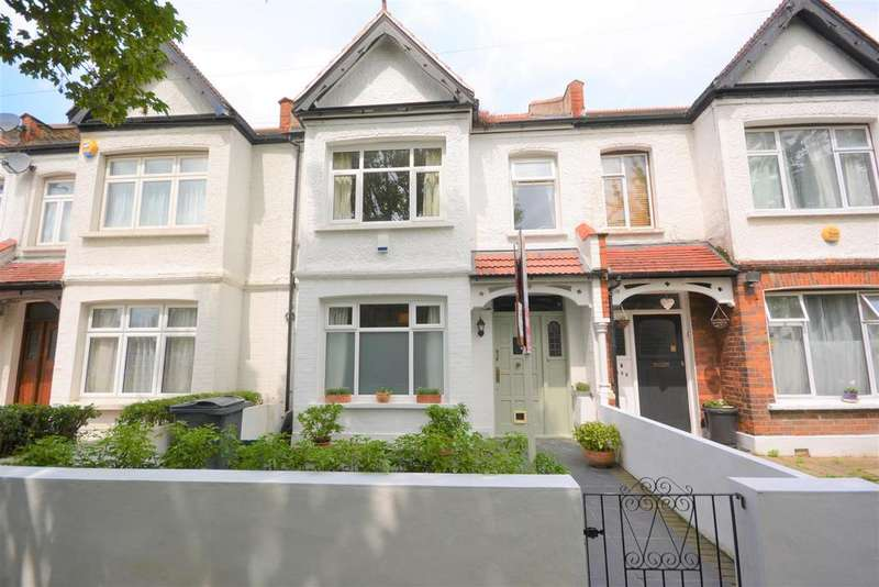 4 Bedrooms Terraced House for sale in Lyveden Road, London