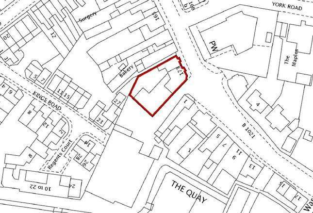 Land Commercial for sale in Station Road, Burnham-on-crouch, Essex, CM0 8HN