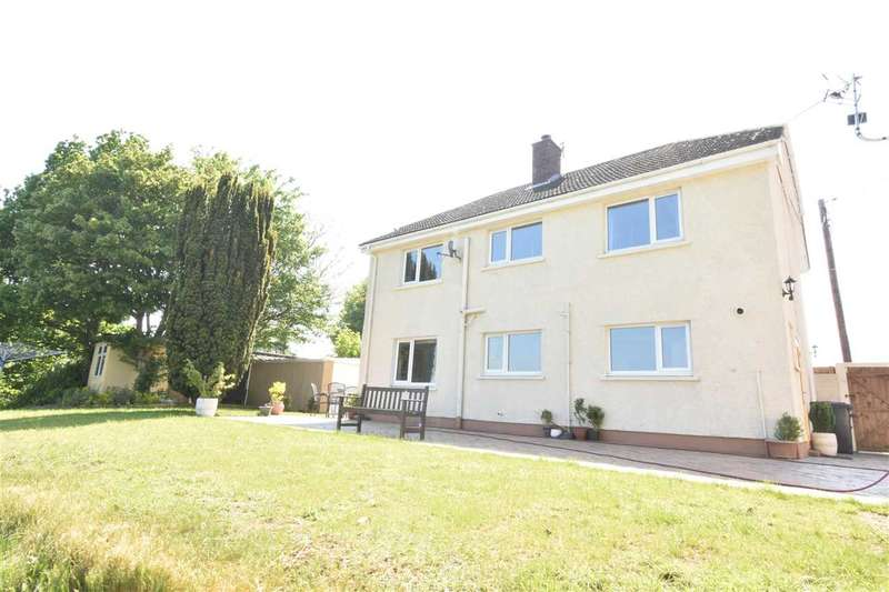 4 Bedrooms Detached House for sale in Rose Cottage, Beachley, Chepstow