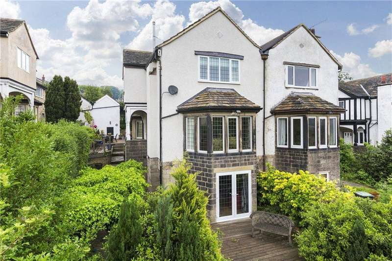 4 Bedrooms Unique Property for sale in Station Road, Baildon, West Yorkshire