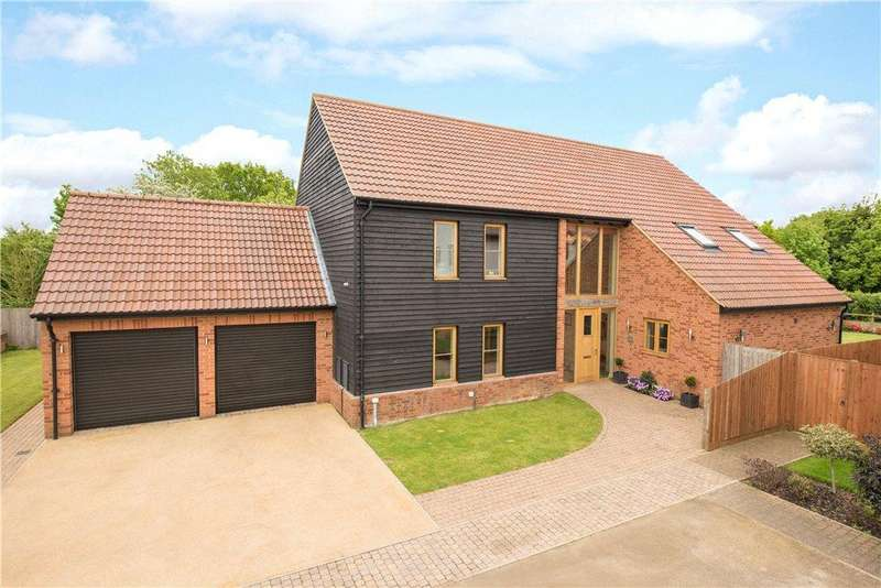 5 Bedrooms Detached House for sale in 1 Rectory Gardens, Maulden, Bedfordshire