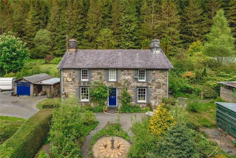 4 Bedrooms Farm Commercial for sale in Aberllefenni, Machynlleth, Gwynedd