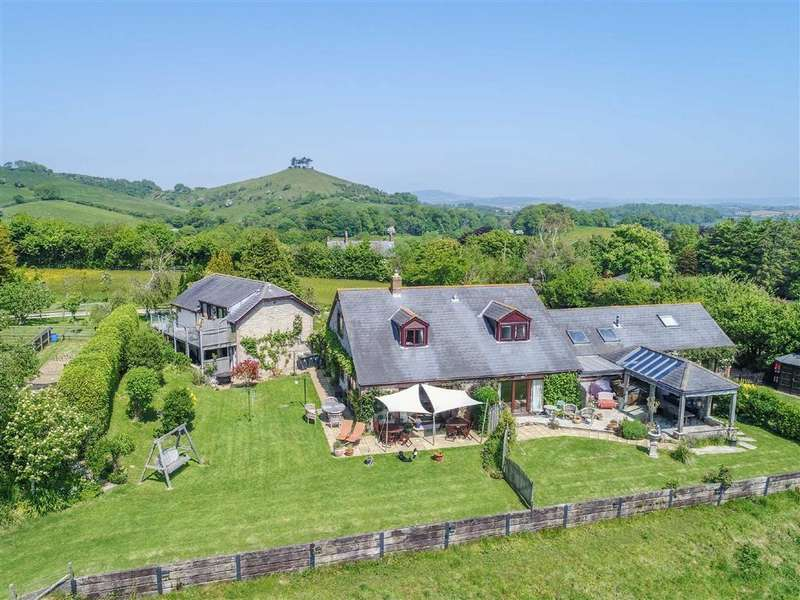 6 Bedrooms Detached House for sale in Highway Farm, West Road, Bridport, Dorset, DT6