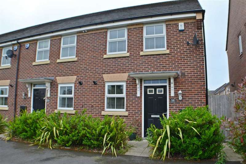 2 Bedrooms Mews House for sale in Nashville Drive, Chapelford, Warrington