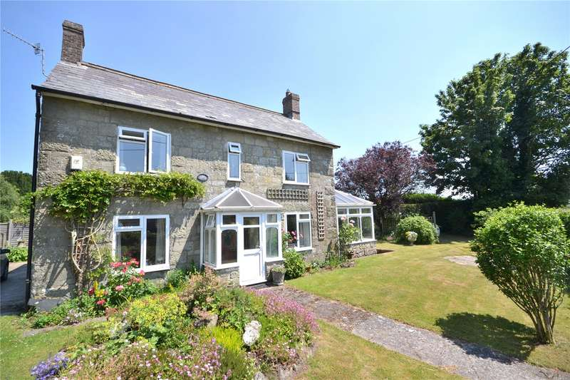 4 Bedrooms House for sale in Dennis Lane, Ludwell, Shaftesbury, Wiltshire, SP7