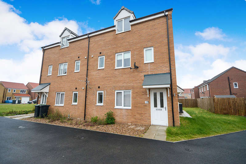2 Bedrooms Flat for sale in Forge Way, North Hykeham, Lincoln, LN6