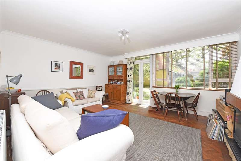 3 Bedrooms Apartment Flat for sale in Dorset House, 23 St Johns Avenue, Putney