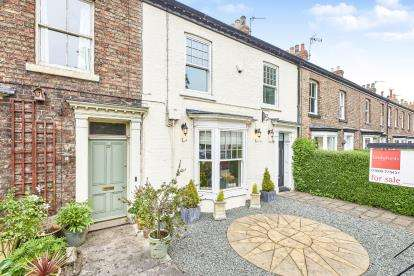 5 Bedrooms Terraced House for sale in South Parade, Northallerton, North Yorkshire