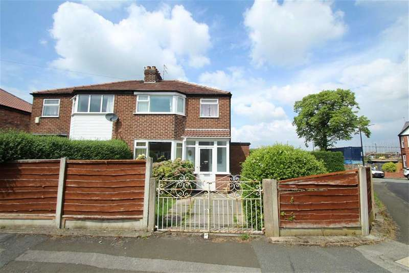 3 Bedrooms Semi Detached House for sale in Oldfield Drive, Timperley, Altrincham