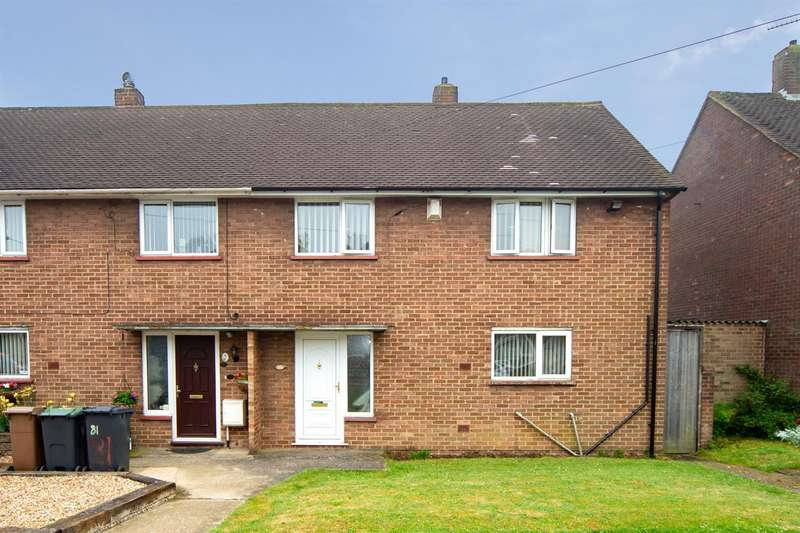 3 Bedrooms Semi Detached House for sale in Whipperley Way, Luton