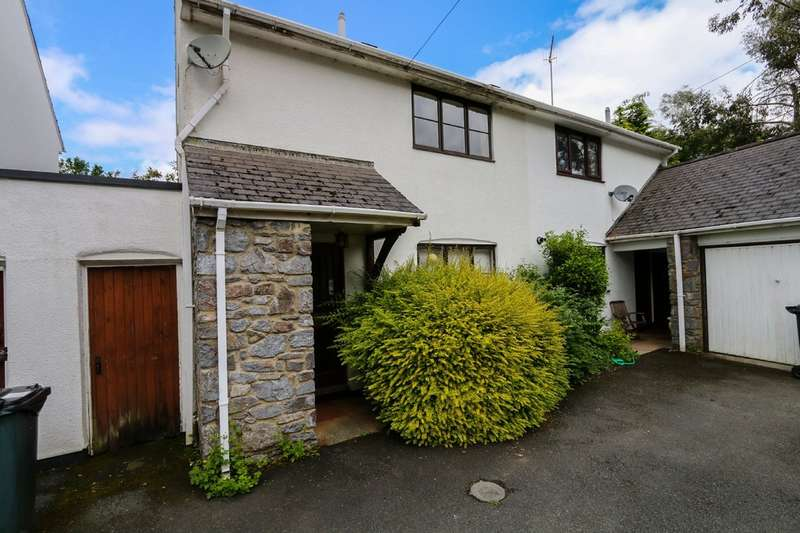 3 Bedrooms Semi Detached House for sale in Rew Road, Ashburton