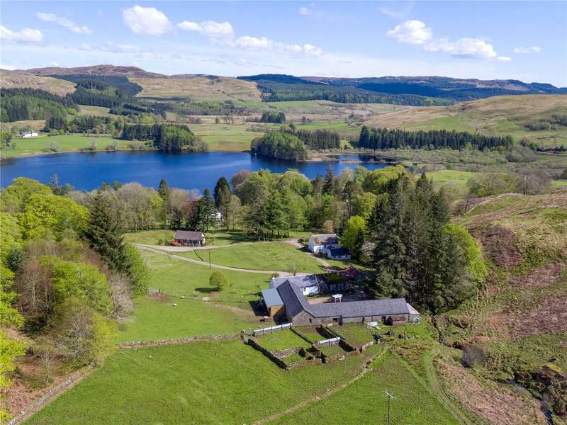Farm Commercial for sale in Lot 1 Auchinellan Estate, Ford, Lochgilphead, Argyll and Bute, PA31