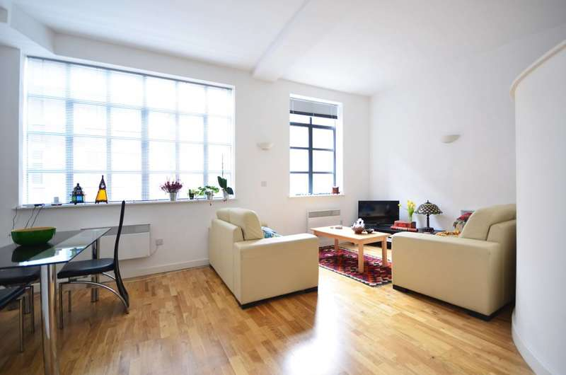 1 Bedroom Flat for sale in Anlaby House, Shoreditch, E2