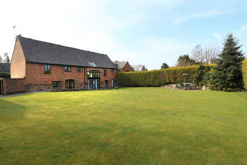 4 Bedrooms Barn Conversion Character Property for sale in Mill Road, Rearsby