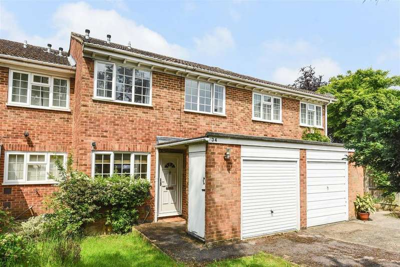 3 Bedrooms Terraced House for sale in Radical Ride, Finchampstead, Berkshire RG40 4UH