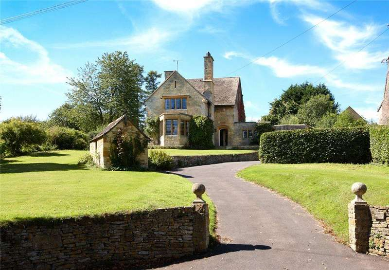 5 Bedrooms Detached House for sale in Park Road, Blockley, Gloucestershire, GL56