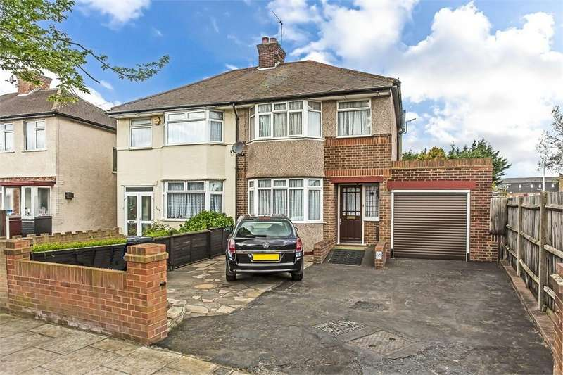 4 Bedrooms Detached House for sale in Islip Manor Road, NORTHOLT, Middlesex