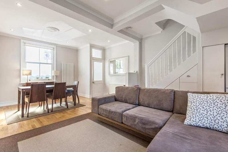 3 Bedrooms Terraced House for sale in Banim Street, Hammersmith