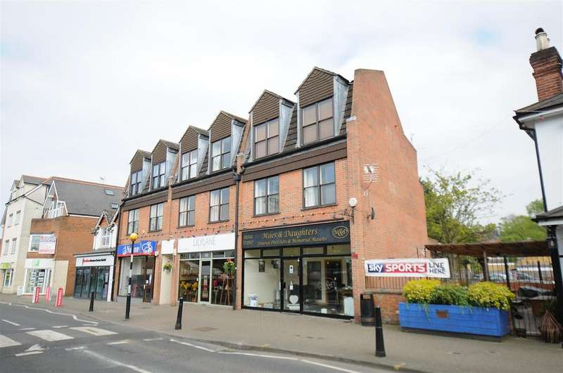 1 Bedroom Apartment Flat for sale in Chestnut House, Napier Road, Crowthorne, Berkshire, RG45 7EJ