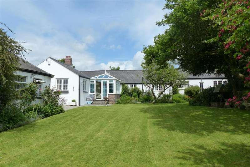 5 Bedrooms Cottage House for sale in Summercourt