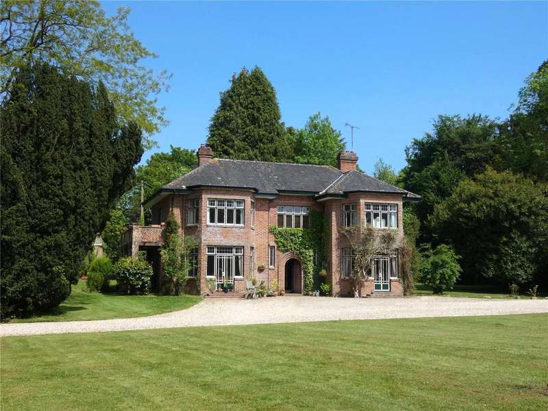 5 Bedrooms Detached House for sale in Dulford, Cullompton, Devon