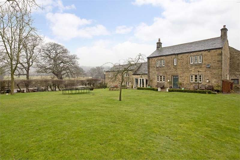 5 Bedrooms Detached House for sale in Black Bull Farm, Ilkley Road, Burley in Wharfed, ILKLEY, West Yorkshire